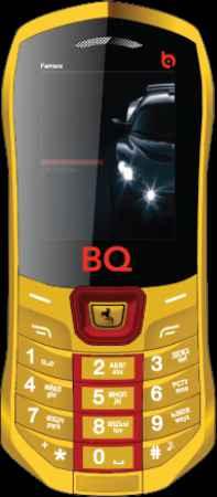 Купить BQ BQM-1822 Ferrara Gold