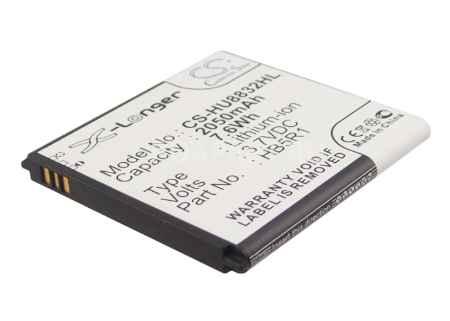 Купить Аккумулятор Huawei Ascend G500 G600 U8832d 2050mah CS-HU8832HL