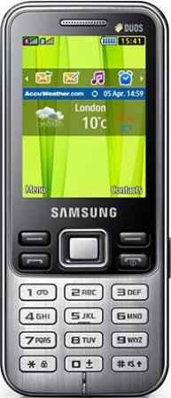 Купить Samsung GT-C3322i Midnight black