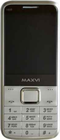 Купить Maxvi  X800 Silver