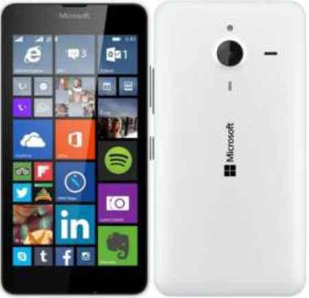 Купить Смартфон Microsoft Lumia 640 LTE Dual Sim White