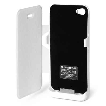 Купить DF iBattery-09 White для Apple iPhone 4/4S