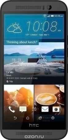Купить HTC One M9, Gunmetal Gray