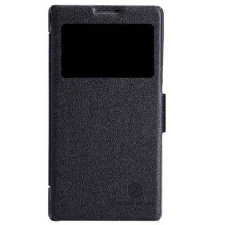 Купить Чехол Nillkin Fresh Series для Huawei Honor 3 черный T-N-HH3-001