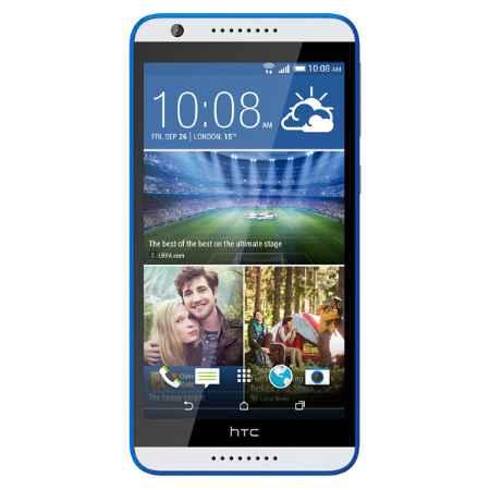 Купить HTC Desire 820 White/Blue