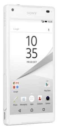 Купить Телефон Sony Xperia Z5 Compact (Белый)