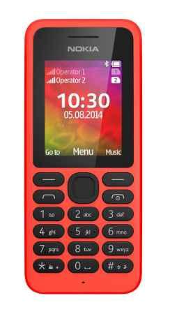 Купить Мобильный телефон Nokia 130 DS red