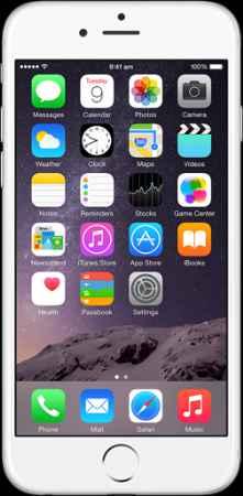 Купить Apple IPhone 6 Plus 64GB Silver