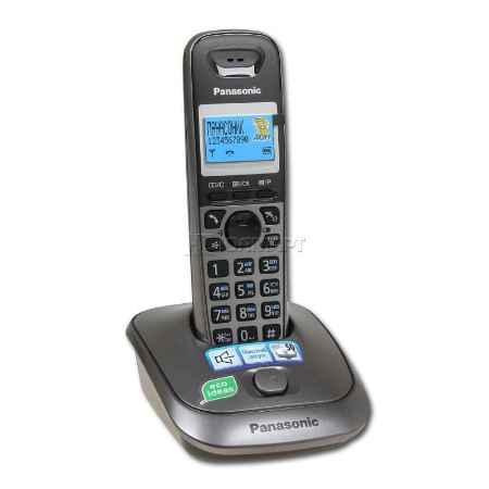 Купить радиотелефон Panasonic KX-TG2511RUM