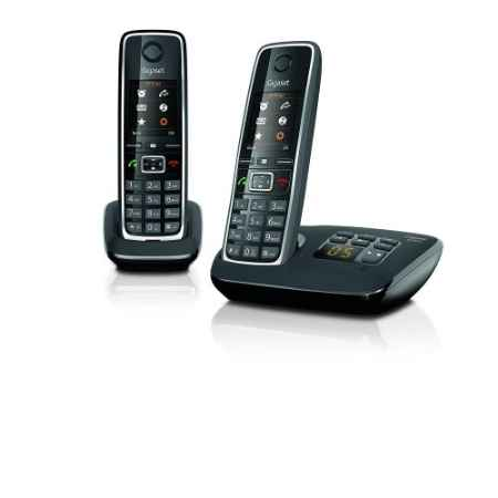 Купить Siemens C530A DUO Black