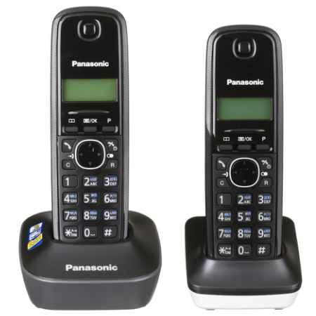Купить Panasonic KX-TG1612 (черно-белый)