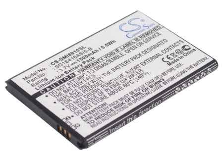 Купить Аккумулятор Samsung i8910 Omnia HD, S8500 Wave, S8530 Wave 2 1500mah CS