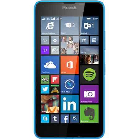 Купить Смартфон Microsoft Lumia 640 Dual Sim Cyan