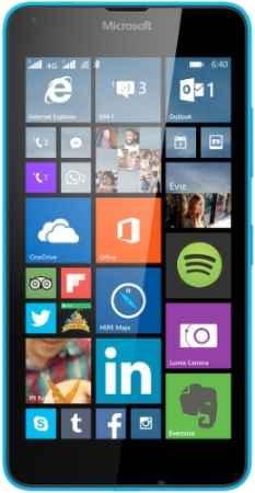 Купить Телефон Microsoft Lumia 640 3G Dual Sim (Синий)