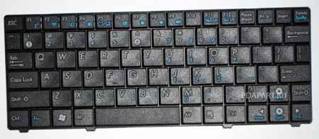 Купить Клавиатура Asus EEE PC 900HA, S101, T91 черная английская
