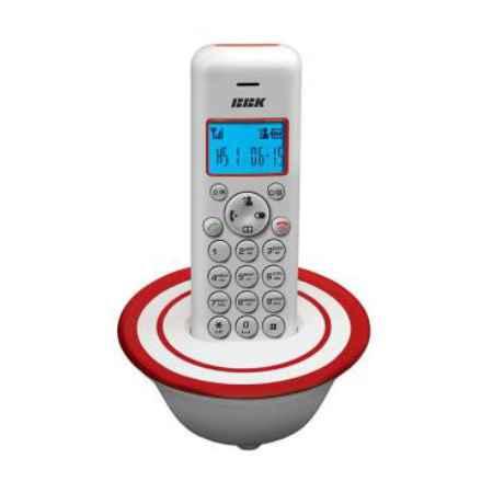 Купить Радиотелефон DECT BBK BKD-815 RU белый-красный