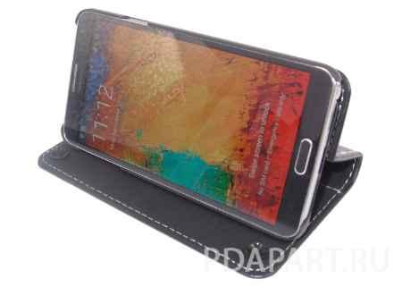 Купить Аккумулятор Samsung Galaxy Note 3 n900 6400mah CS черный чехол книжка