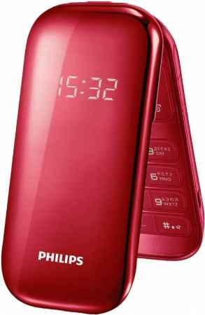 Купить Philips Philips E320 красный