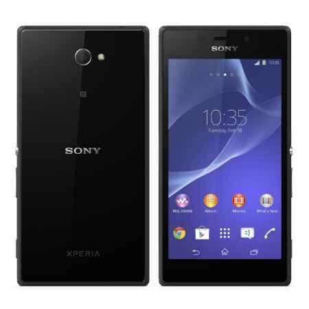 Купить Sony D2303 Xperia M2 Black