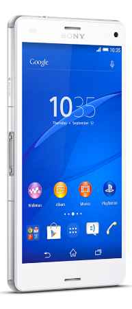 Купить Телефон Sony Xperia Z3 Compact (Белый) D5833
