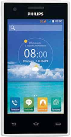 Купить Телефон Philips S309 (Белый)