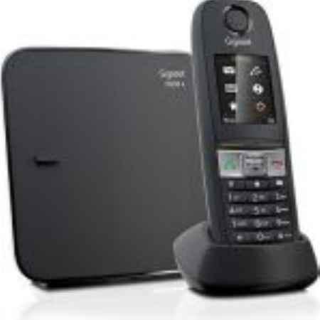Купить Радиотелефон Gigaset E630A RUS BLACK