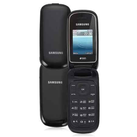 Купить Мобильный телефон Samsung GT-E1272  Noble Black