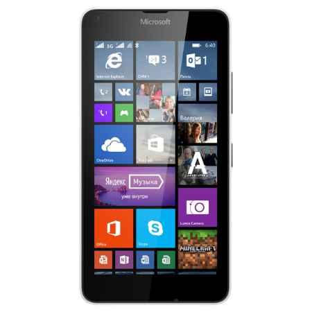 Купить Microsoft Lumia 640 DS White