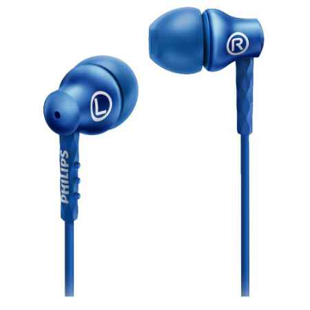 Купить Philips SHE8100BL/00 Blue