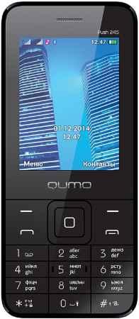Купить Qumo Push 245 (черный)