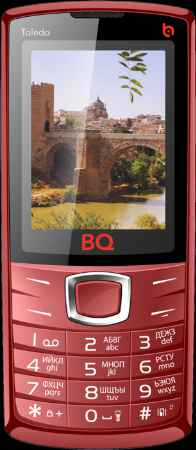 Купить BQ BQM-2406 Toledo Red