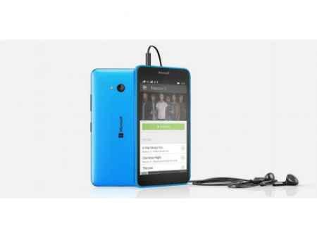 Купить Смартфон Microsoft Lumia 640 LTE Dual Sim голубой