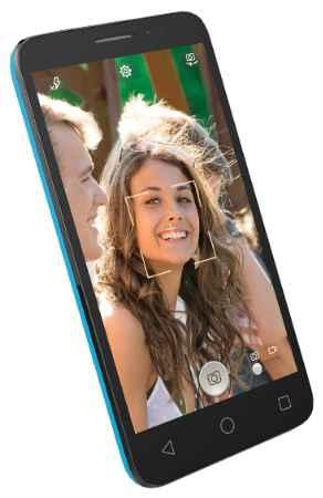 Купить Телефон Alcatel PIXI 3(5) 5015X (Черно-Серебристый)