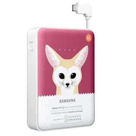 Купить Внешний аккумулятор Samsung EB-PG850BPRGRU 8400mAh (Лиса)
