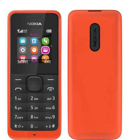Купить Nokia 105 Red