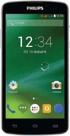 Купить Телефон Philips Xenium V387 (Белый)