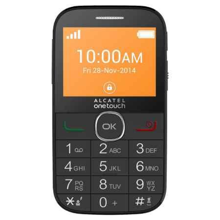 Купить Мобильный телефон Alcatel OT2004G Black