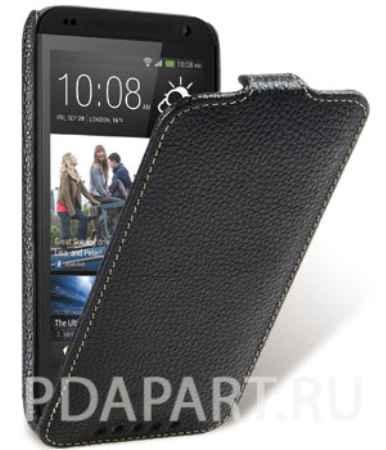 Купить Чехол HTC Desire 601 - Melkco Jacka Type черный