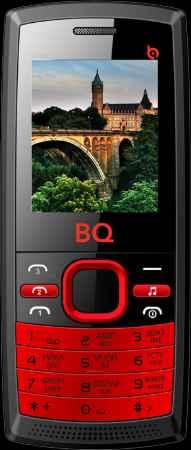 Купить BQ BQM-1816 Luxembourg Black red