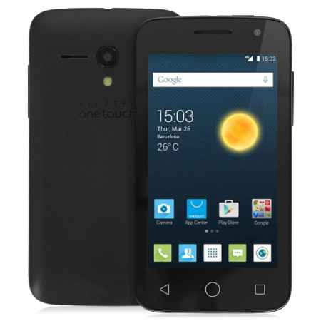 Купить Смартфон Alcatel OT4045D POP 2 (2 SIM) Volcano Black