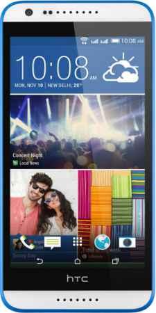 Купить HTC Desire 620G Dual SIM (бело-голубой)