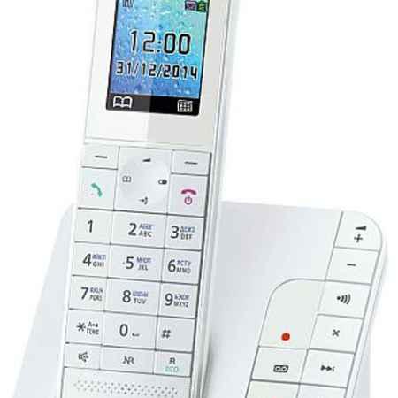 Купить Panasonic KX-TGH220 RUW, White DECT-телефон
