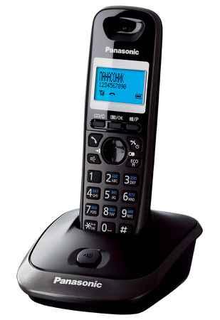 Купить Panasonic KX-TG2511 (темно-серый)
