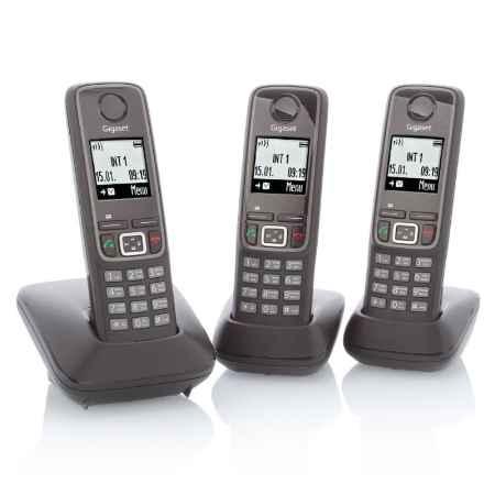 Купить радиотелефон Siemens GIGASET A420 Trio