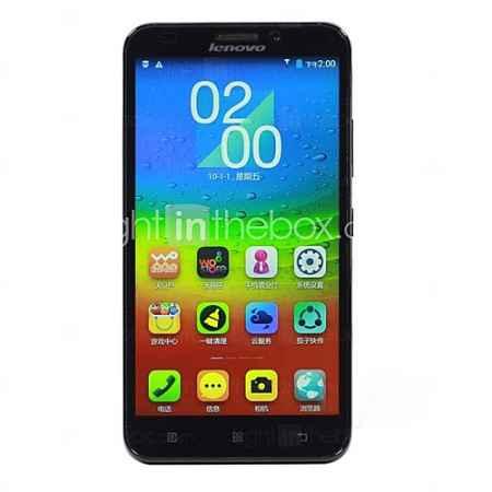 Купить Смартфон Lenovo A916 5.5'' Android 4.4 4G (Две сим-карты, Две камеры ,MTK6592 восьмиядерный процессор 1.4GHz, ОЗУ 1GB, встроенная память 8GB)
