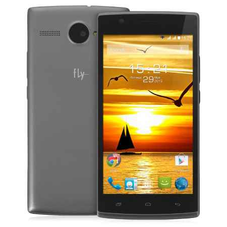 Купить Смартфон Fly FS501 Nimbus 3 Silver, серебристый