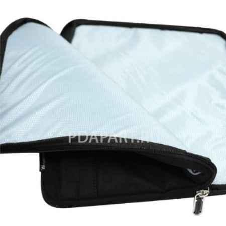Купить Чехол CaseCrown Acer Iconia A500 Faux Suede Zip Sleeve черный