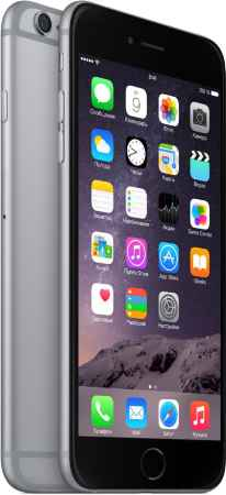 Купить Apple iPhone 6 Plus 64GB (серый космос)