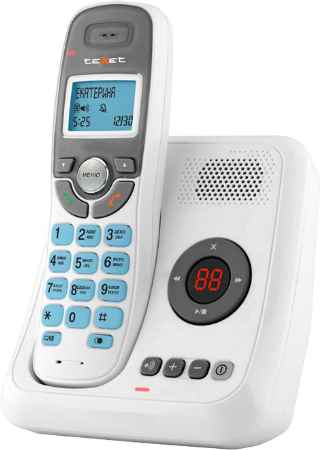 Купить teXet TX-D6955A (белый)