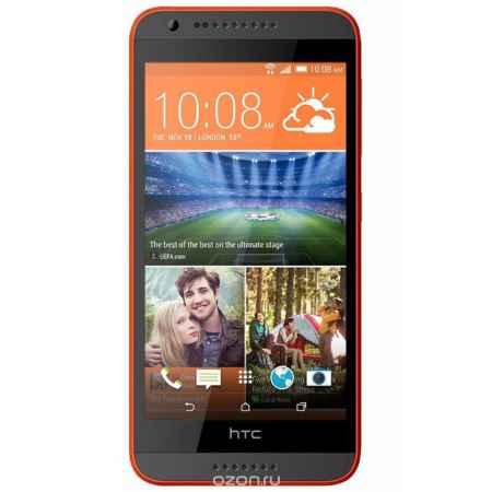 Купить HTC Desire 620G Dual Sim, Grey Orange